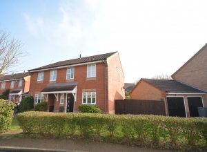 Mary Chapman Close, Dussindale, NR7 0UD
